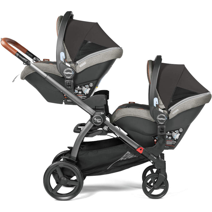 Z4 Twin Stroller (2 Car Seats)