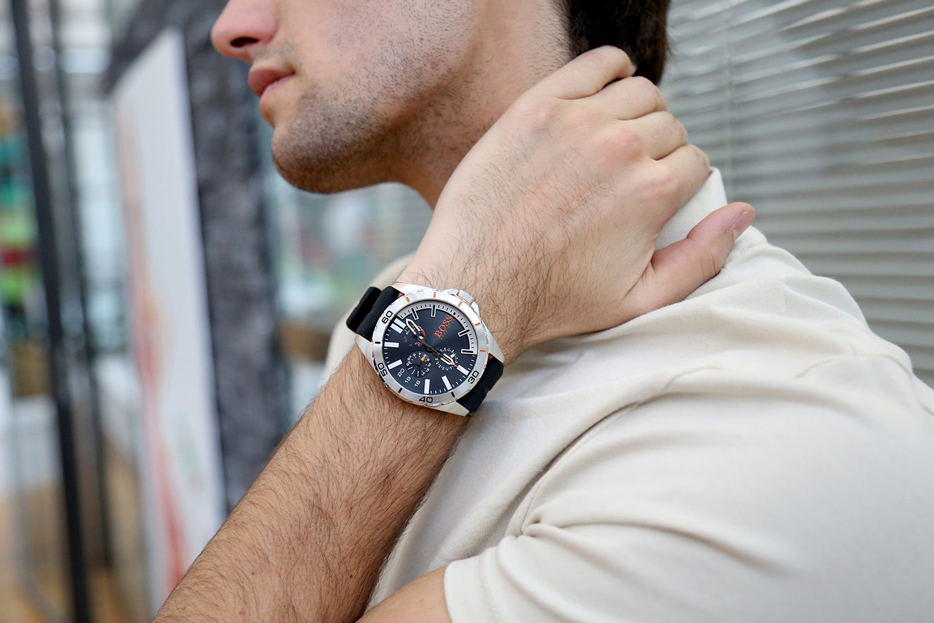 Hugo Boss mens wathches