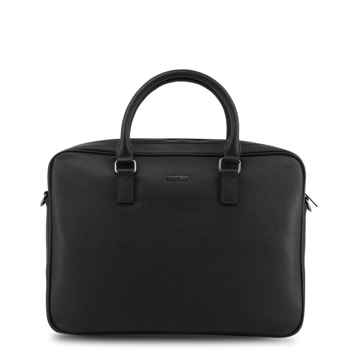 Armani Jeans Messenger Bag in Black