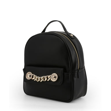 Versace Jeans Small Backpack in Black