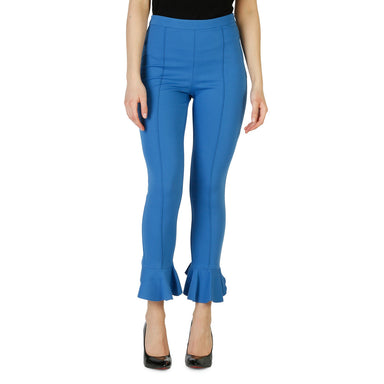 Pinko Women Trousers With Frill