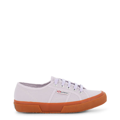 Superga 2750 Classic Canvas Trainers in Lilac