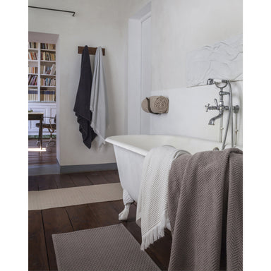 Vivaraise Bernardo  Bathroom Rugs Curry