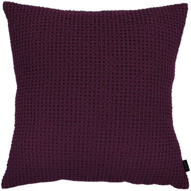 Cushion Stonewashed Maia Purple 45 X 45cm