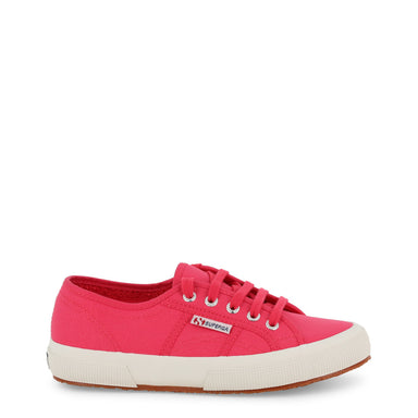 Superga - 2750 Classic Pink Canvas Trainers