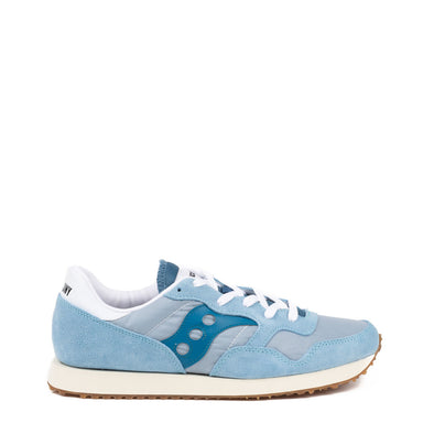 Saucony Suede Trainers in Blue
