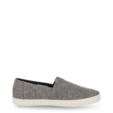 TOMS Chambray Dress Trainers in Grey