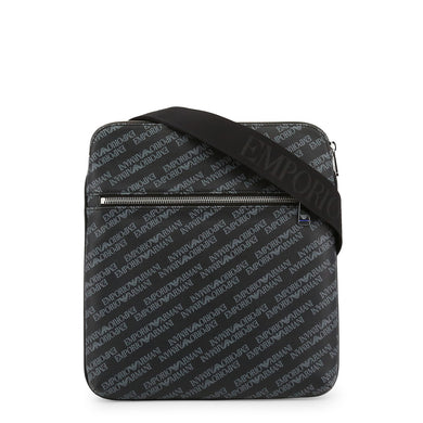 Emporio Armani Mens Crossbody Bag Black