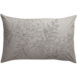 Pearl Printed Floral Noche Pillowcases