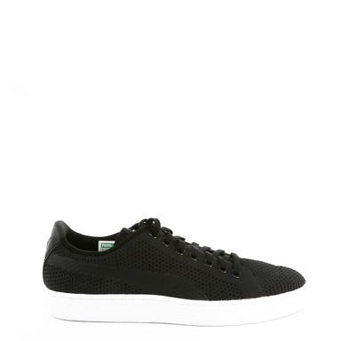 Puma Basket Classic Trainers in Black