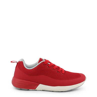 U.S. Polo Tarel Red Mesh Trainers