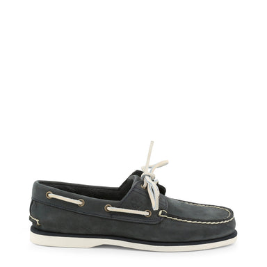 Timberland Loafers in Charcoal with White Sole