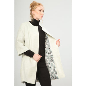 Fontana 2.0 Three quarter length sleeves coats