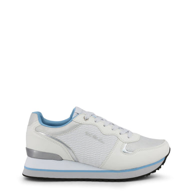 U.S. Polo Casual Trainers in White