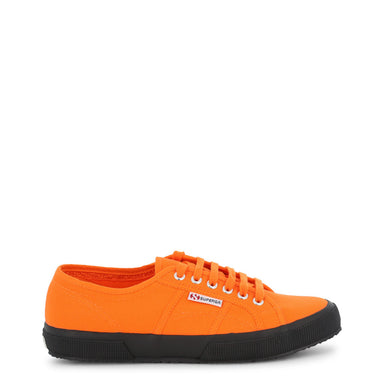 Superga COTU Classic Trainers in Orange/Black