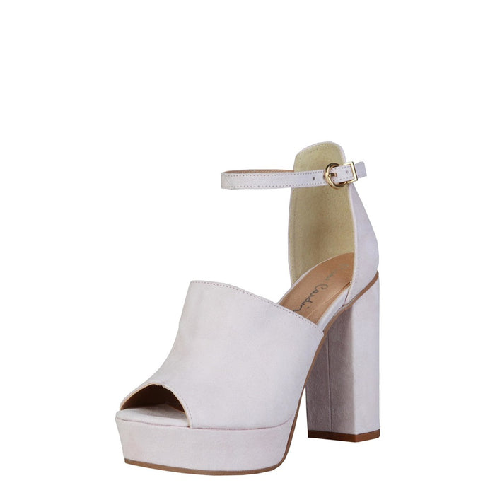 Pierre Cardin Block Heeled Sandals