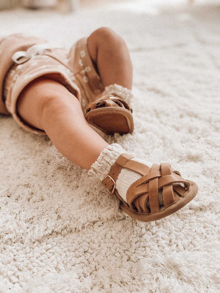 Wanderer Sandals | Honey