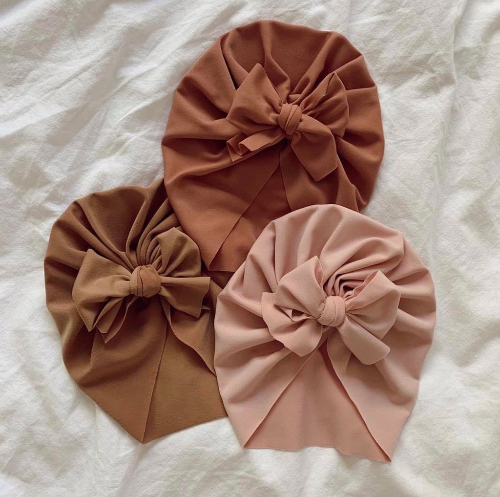Ilukaco head wrap/turban - Sandstone