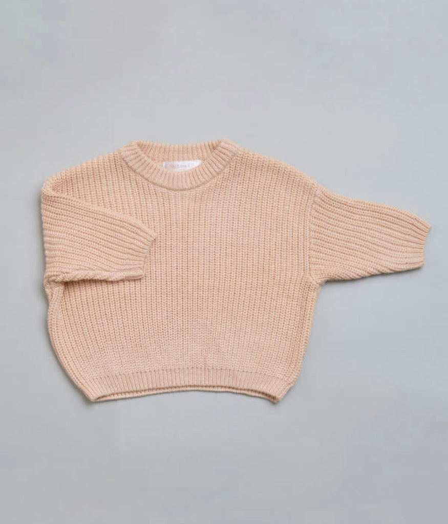 Knit Jumper - Vanilla