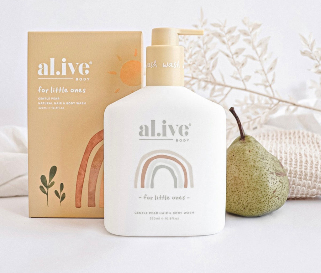 Al.ive Body Baby Hair & Body Wash | Gentle Pear