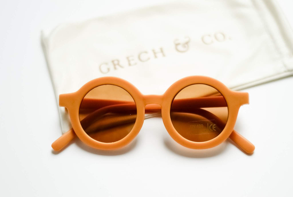 Grech and Co - Sustainable sunglasses - Golden