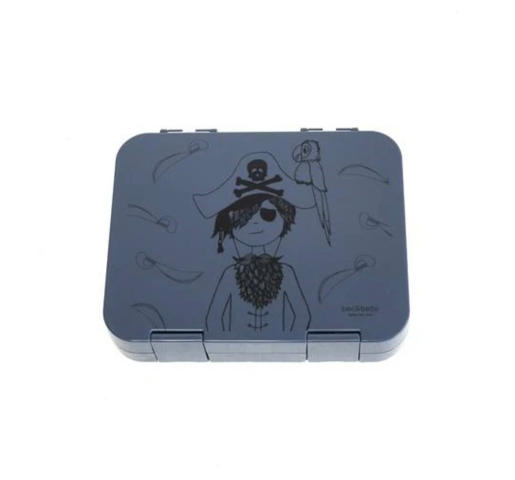 The Strapping Swashbuckle Bento Box