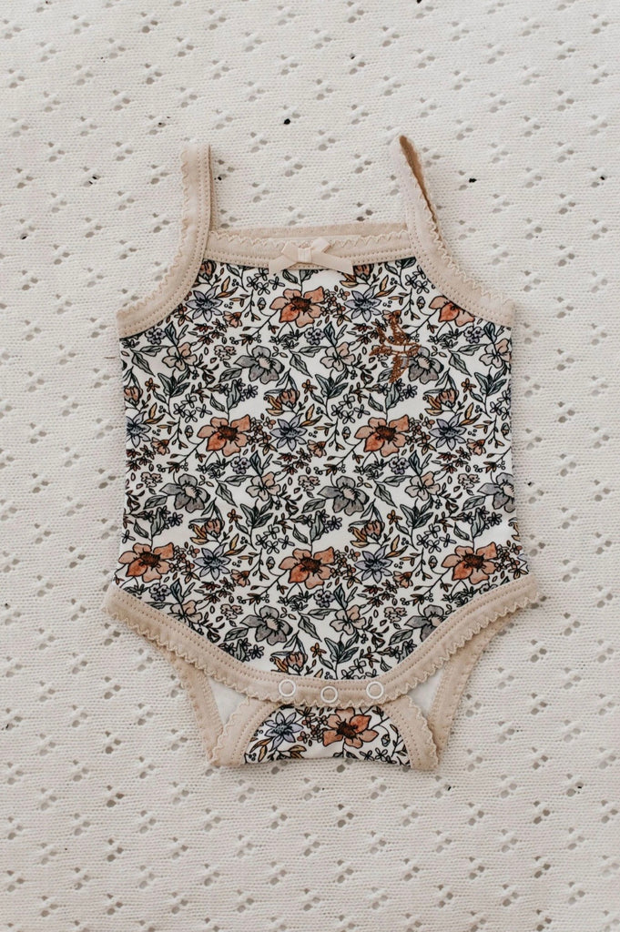 Piper Bug Frilly Singlet - Blowas