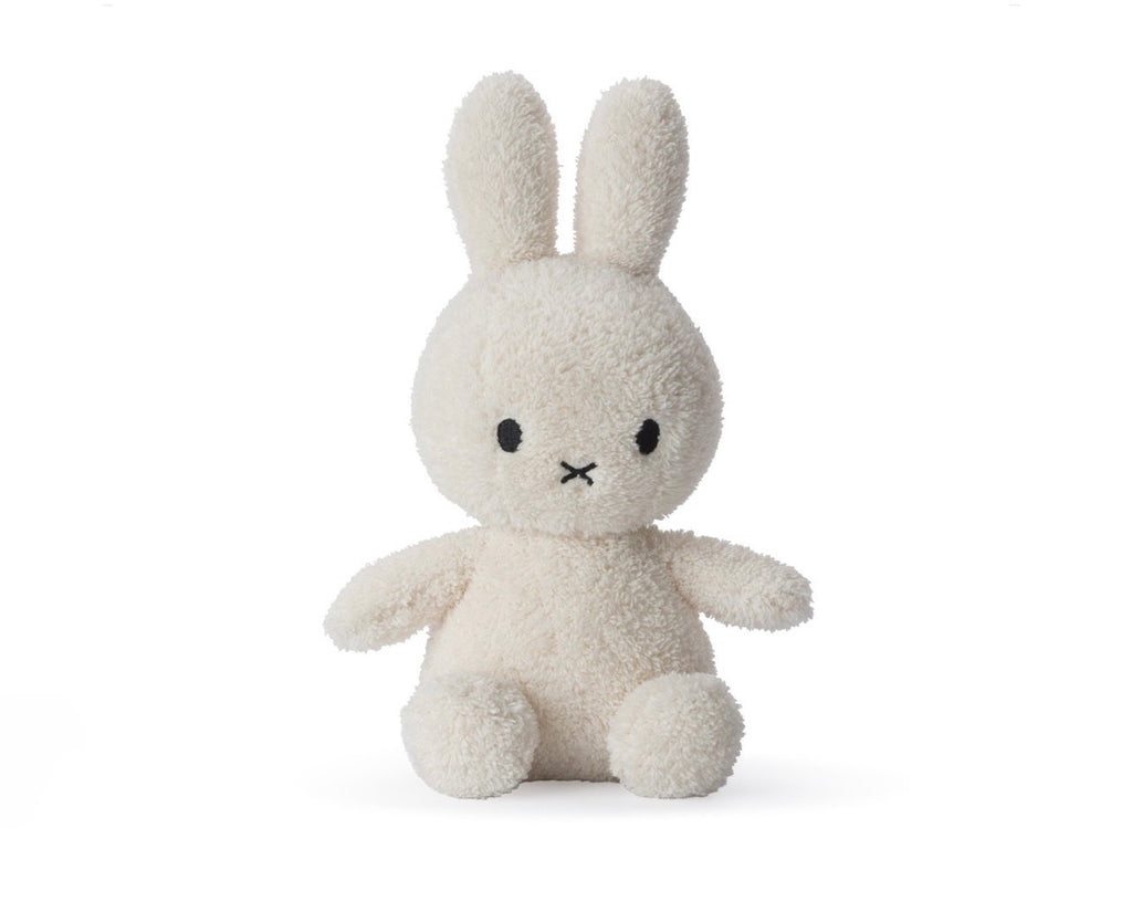 Miffy Plush Terry Cream (23cm)