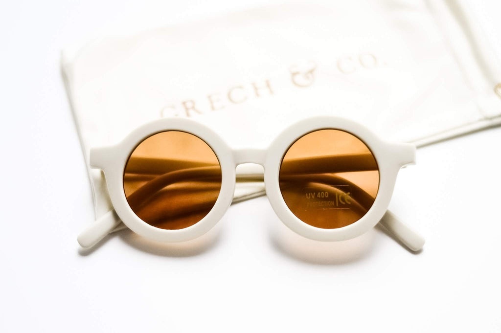 Grech and Co - Sustainable Sunglasses - Buff