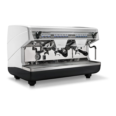Nuova Simonelli Appia II 2 Group Volumetric Espresso Machine