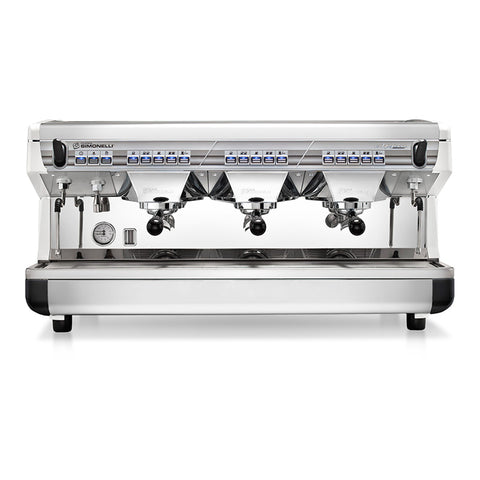 Nuova Simonelli Appia II 3 Group Volumetric Espresso Machine
