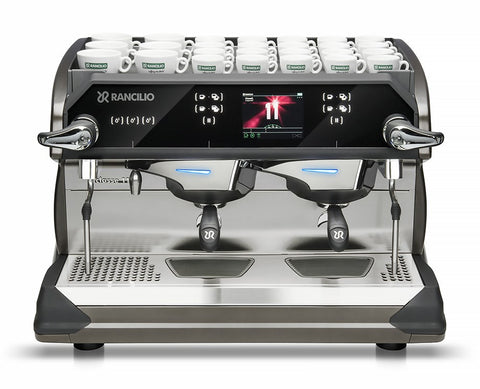 Rancilio Classe 11 USB Xcelsius (USB-X) 2 Group Espresso Machine