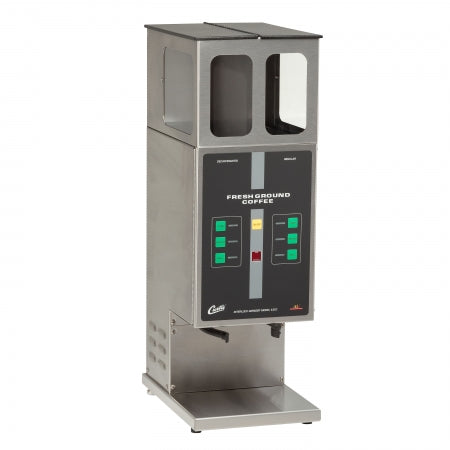 Curtis ILGD - 10 Twin Coffee Grinder