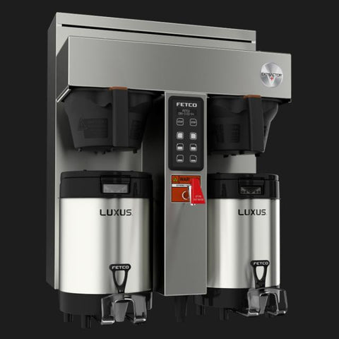 Fetco CBS-1132-V+ Twin Coffee Brewer