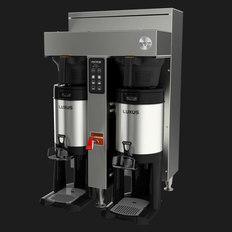 Fetco CBS-1152-V+ Twin Coffee Brewer