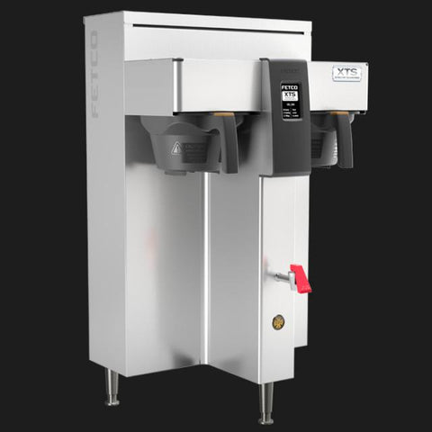 Fetco CBS-2142XTS Twin Coffee Brewer