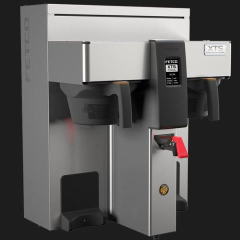 Fetco CBS-2132XTS Twin Coffee Brewer