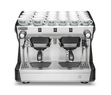Rancilio Classe 5 S 2 Group Compact Espresso Machine