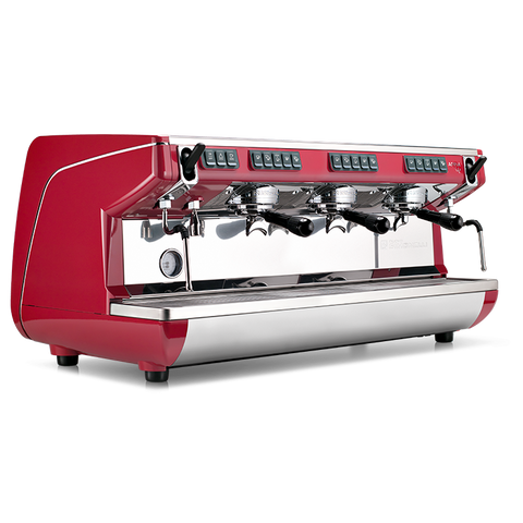 Nuova Simonelli Appia Life 3 Group Auto-Volumetric Espresso Machine