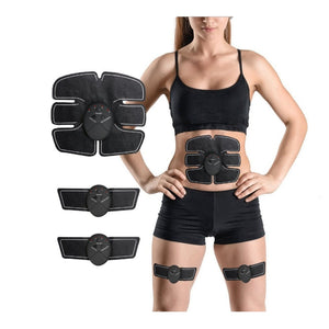 TONIFICADOR MUSCULAR ABS FIT + FRETE GRÁTIS + 50% OFF