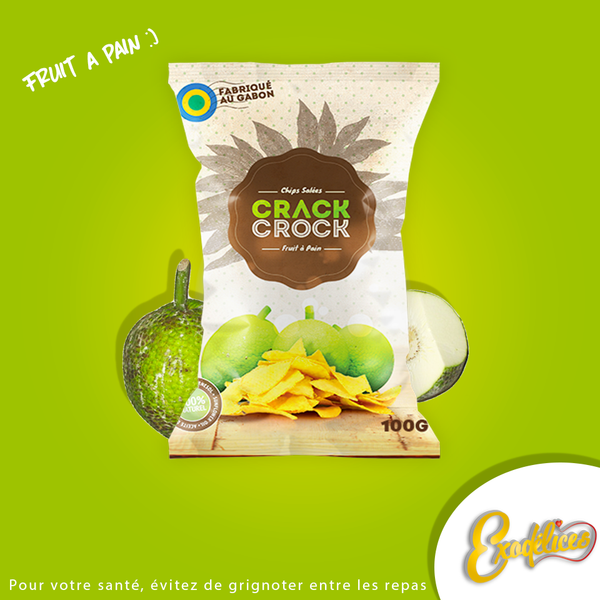 Crack Crock-Fruit à Pain