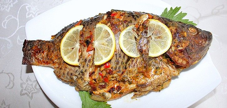 WEM (marinade de poisson )