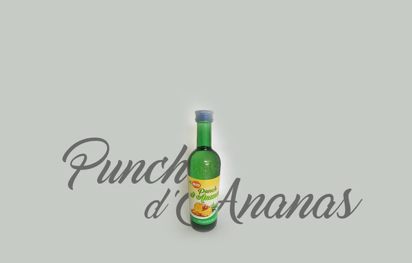 Jus Punch d'Ananas
