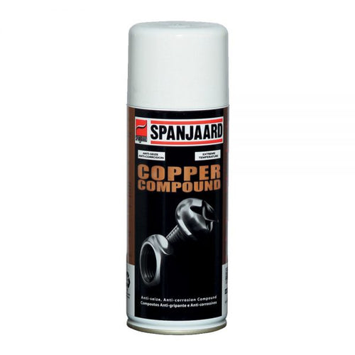 SPANJAARD COPPER COMP SPRAY 400ML