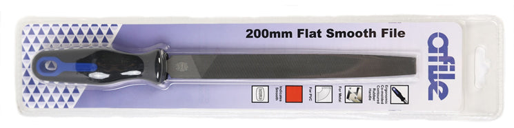 File Afile Flat Smooth Sleeve