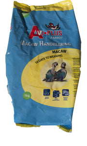 Handrearing Macaw (PRICES FROM)