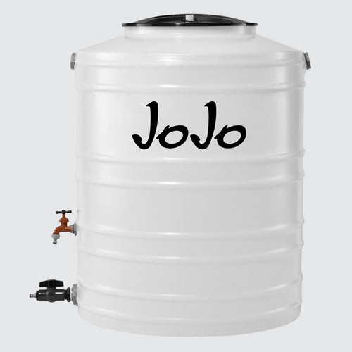 500 Litre Backwash Tank