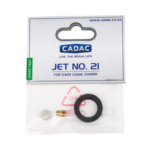 CADAC JET & SEAL KIT FOR COOKER