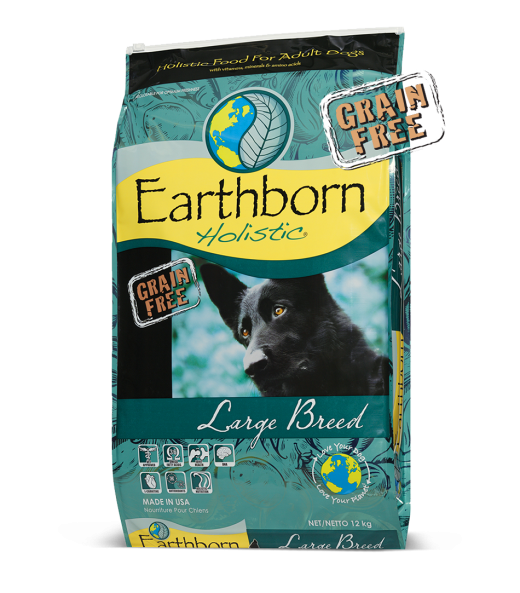 Earthborn Holistic® Large Breed 12kg