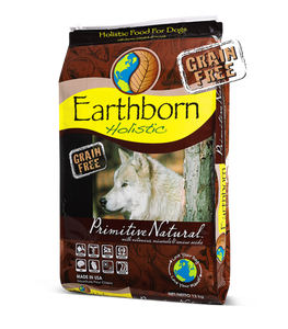 Earthborn Holistic® Primitive Natural™ (Prices From)